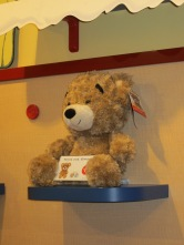 Our school Mascot.. just waiting to be bought!