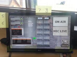 The radio equipment