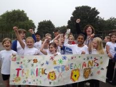 Terrific Truemans!