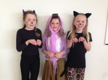 Year 3 World Book Day 2014