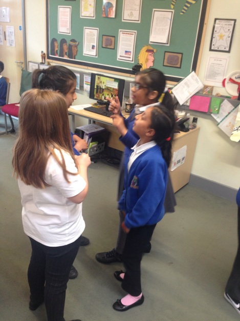 Drama in Y4C | Herringthorpe Junior School